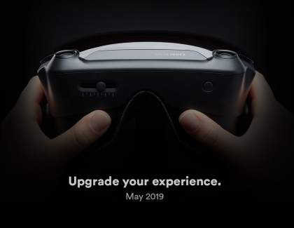 Valve Teases With New Valve Index VR Headset