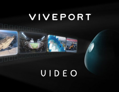 Updated Viveport Video Launches with New Content for Viveport Infinity Members