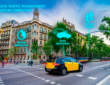 Volkswagen Develops Intelligent Traffic Management Powered by Quantum Computers