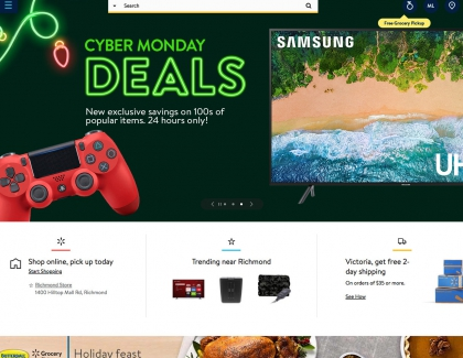 Here's A Sneak Peek of Cyber Monday Deals at Amazon and Walmart