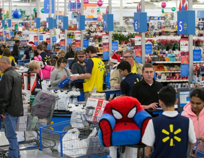 Walmart to Overtake Apple as No. 3 Online Retailer in US