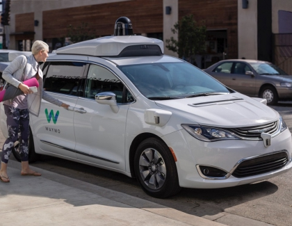 Waymo Is Rolling Out A New Lidar Unit