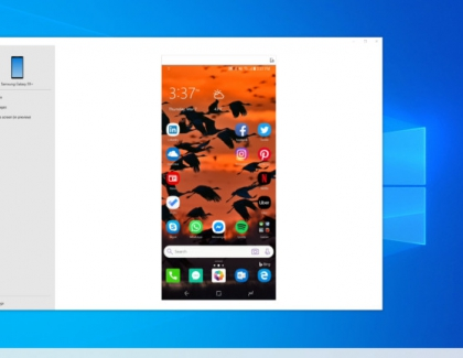 Take Android Phone's Screen to Your Windows PC