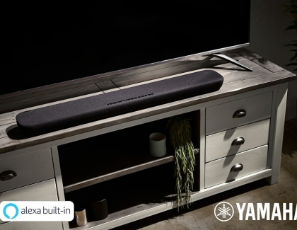 New Yamaha TV  Soundbars Come  With Alexa Voice Control Built In