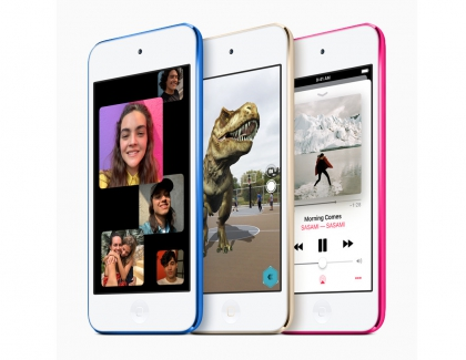 Apple iPod Touch Gets Performance Boost