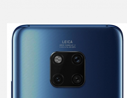 Huawei's Next Smartphone To Shoot 3-D Photos