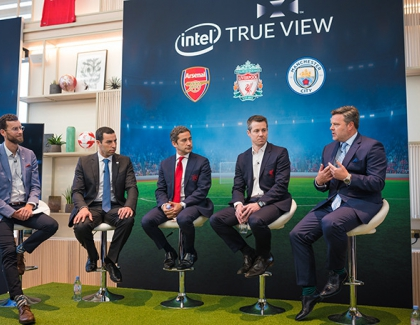 Arsenal FC, Liverpool FC and Manchester City to Use Intel's  True View Volumetric Capture Technology