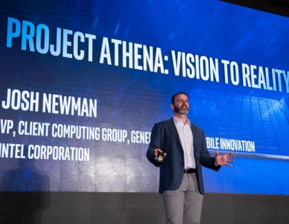 Intel Unveils Project Athena Open Labs to Expands Ecosystem of Always-connected Laptops