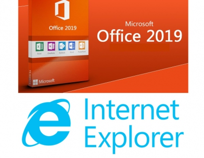 Microsoft Asks Users to Avoid Using Office 2019 and Internet Explorer