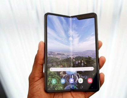 Samsung Postpones Launch of Galaxy Fold