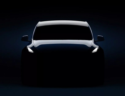 Tesla Releases New Model Y Teaser