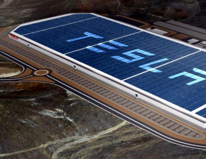 Panasonic is Reviewing Investment in Tesla Gigafactory