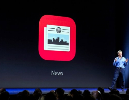 The Wall Street Journal to be Included in New Apple News Service: report