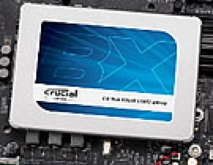 Crucial BX300 480GB SSD review