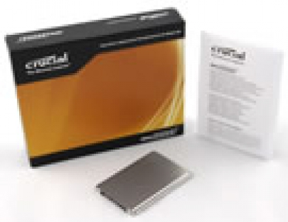Crucial RealSSD 128GB 1.8-inch SSD