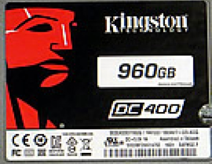 Kingston DC400 960GB SSD review