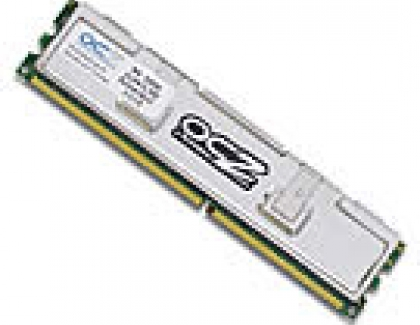OCZ EL DDR PC-3200 Dual Channel Platinum Revision 2