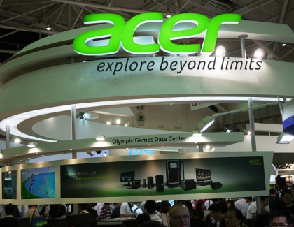 Acer Showcases New Windows 10 Devices