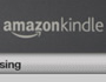 Kindle is Second-best Selling Tablet