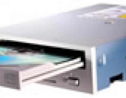 Asus demonstrates 8X DVD burner