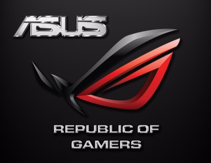 ASUS Republic of Gamers Announces New Gaming System Lineup
