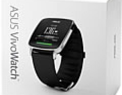Asustek To Release New Smartwatch Next Year