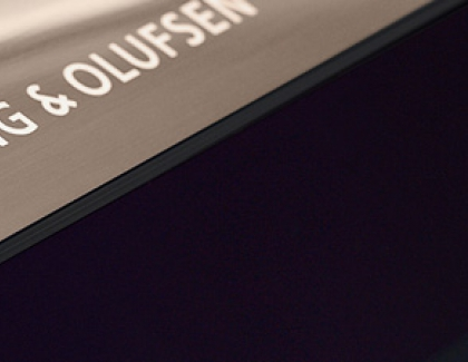 Bang & Olufsen To Work With LG On Future TVs