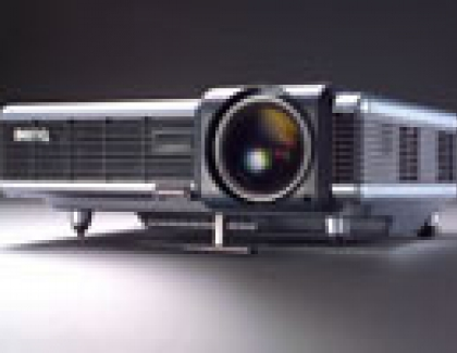 BenQ PB2250 - New Projector for mobile professionals