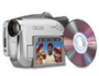 Canon's Lightweight DC22 DVD Camcorder