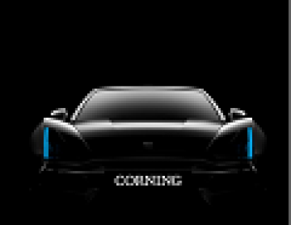 Corning Unveils Glass-enabled Concept Vehicle