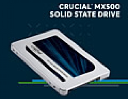 Crucial MX500 1TB SSD Retails for $259