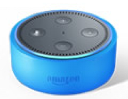 Amazon Alexa and New Echo Dot Speaker Target Kids