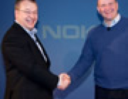 Nokia and Microsoft Partner On Mobiles
