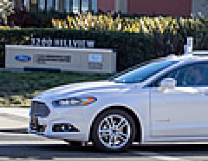 Ford to Begin Autonomous Vehicle Testing on California Roads