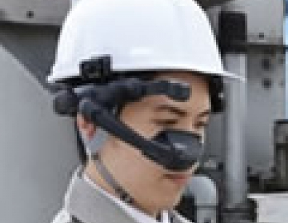 Fujitsu Releases Head Mounted Display For On-Site Operations