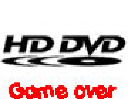 It's Official: Toshiba Announces Discontinuation of HD DVD Businesses