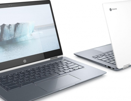 HP's Thinnest Chromebook Starts at $600