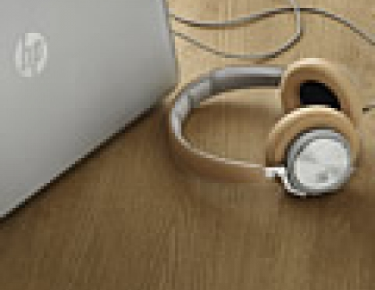 HP And Bang & Olufsen to Bring Premium Sound to PCs