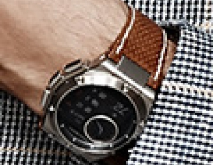 HP Smartwatch Looks Classic, Coming Next Week