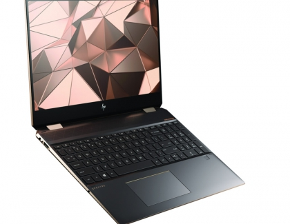 HP Launches Powerful 14-inch Spectre Convertible