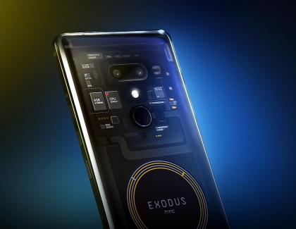 HTC's Exodus 1 Blockchain Phone Available For Preorder, Costs 0.15 bitcoin