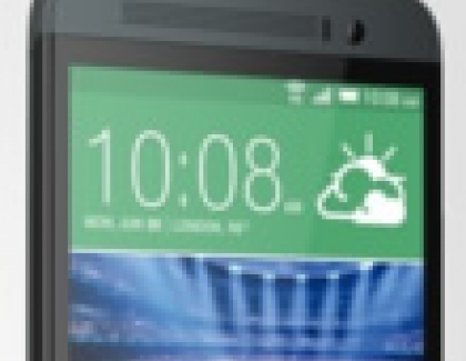 HTC One E8 Released With Plastic Cover