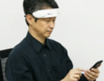 Hitachi Wearable Device Monitors Brain Functions