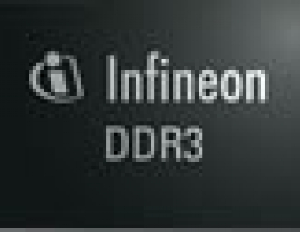 Infineon Supplies First DDR3 Devices