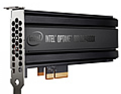 Intel Introduces New Optane DC P4800X SSDs For Data Centers