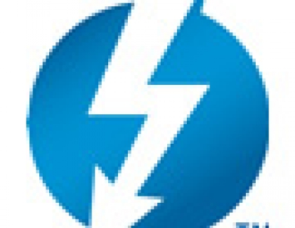 Next Generation Thunderbolt To Offer 20 Gbps Throughput