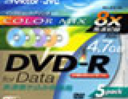 New high speed DVD–RW/-R from JVC
