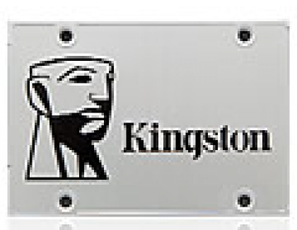Kingston Starts Shipping New UV400 SSD