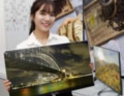 LG Display Showcases Latest Technologies at CES 2015