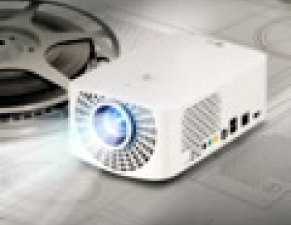 New LG Minibeam Projectors Deliver Portability and Viewing Enjoyment